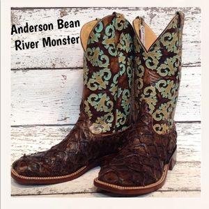 Anderson Bean Big Bass Boots